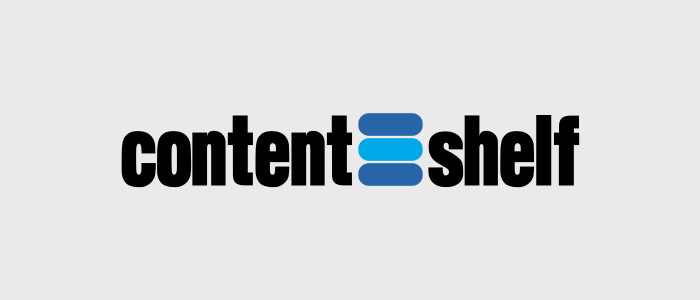 Breaking News – Content Shelf is Here!