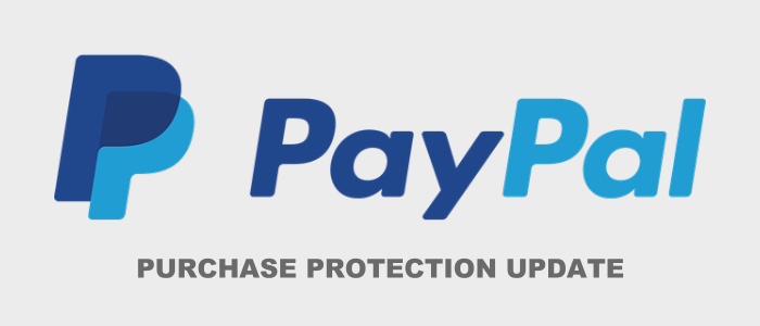 PayPal Purchase Protection Update